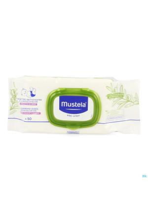 Mustela Bb Lingettes Nettoy. Change Huile Olive 503665908-20