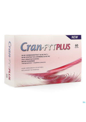 Cran-fyt Plus Caps 603667250-20