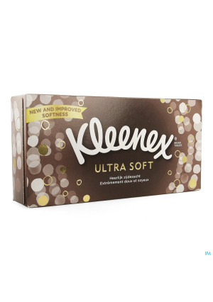 Kleenex Tissues Ultra Soft 723673647-20