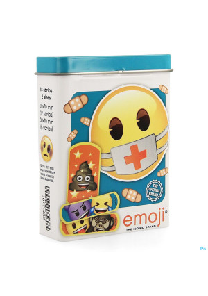 Dermo Care Emoji Pansement Strips 183677432-20