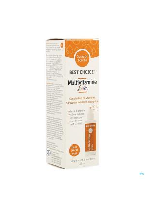 Best Choice Spray Bouche Multivitamine Junior 25ml3680378-20