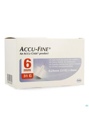 Accu Fine 31g 6mm 1003682432-20