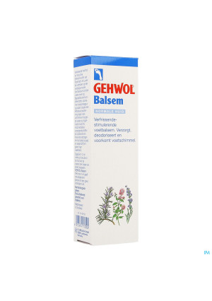 Gehwol Baume Peau Normal 75ml3687050-20