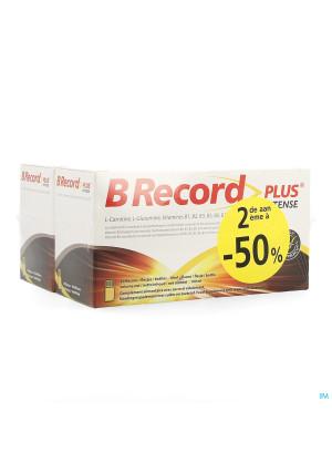 B Record Plus Intense Flacon 20x10ml Promo 2e-50%3690369-20