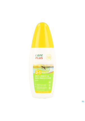 Care Plus 2in1 A/insect+sun Protection Ip5o 150ml3698628-20
