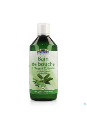 Bain Bouche Argent Colloidal 500ml Pranarom3704533-20