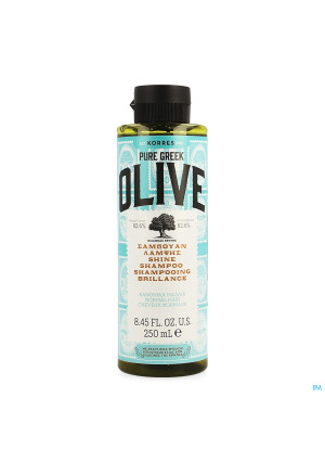 Korres Kh Olive Shampoing Brillance 250ml3709110-20