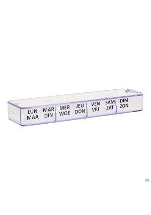 Medidose Pilulier Poche 1 Semaine3711926-20