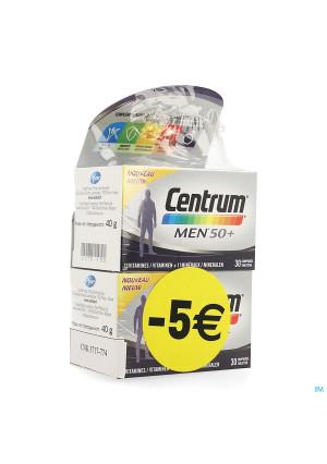 CENTRUM MEN 50+ 30 TABL DUOPACK3717774-20