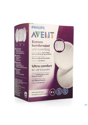 Philips Avent Coussinets Jour/nuit 24 Scf254/243718012-20