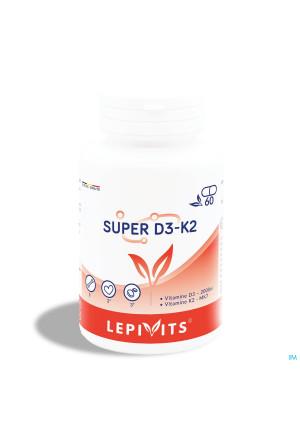 Lepivits Super D3-k2 Caps 603718061-20