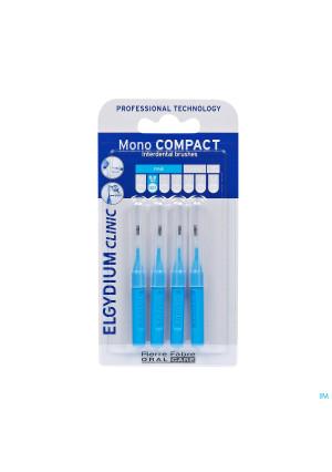 Elgydium Clinic Monocompact Blue3722584-20