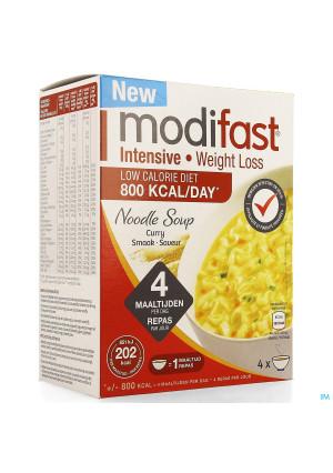 Modifast Intensive Noodle Soup Curry 220g3749363-20