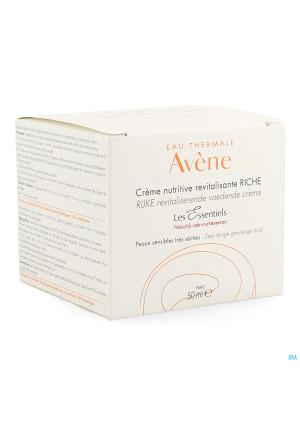 Avene Les Essentiels Cr Nutr. Revital. Riche 50ml3761533-20