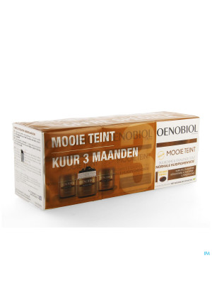 Oenobiol Joli Teint Cure Caps 3x30 Nf3762655-20