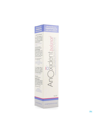 Anoxident Balance Dentifrice 75ml3768900-20