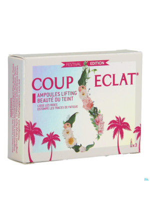 Coup Declat Ampoules Lifting Festival Edit. 3x1ml3782695-20