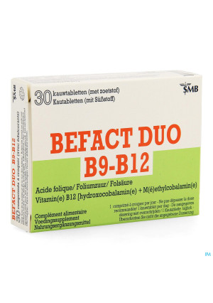 Befact Duo Comp A Croquer 303785417-20
