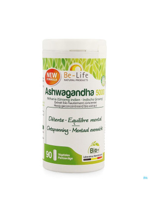 Ashwagandha 5000 Bio Caps 903807013-20