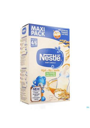 Nestle Baby Cereals Riz Vanille S/gluten 500g3811494-20