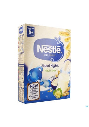 Nestle Baby Cereals Good Night Tilleul 250g3811510-20