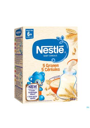 Nestlé Baby Cereals 5 Céréales 250g3811528-20