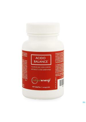 Acido Balance Natural Energy Comp 603816287-20