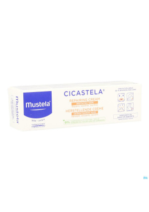 Mustela Cicastela Tube 40ml3816337-20
