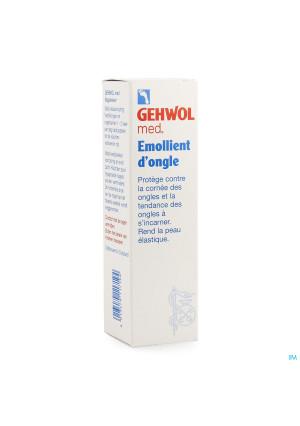 Gehwol Med Emollient Ongle 15ml3832417-20