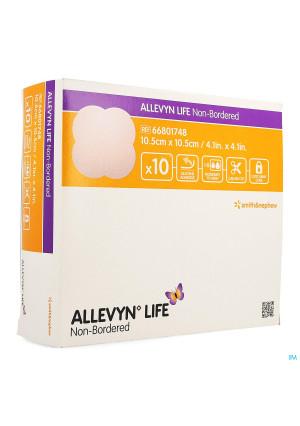 Allevyn Life Non Bordered 10,5x10,5cm 10 668017483873858-20