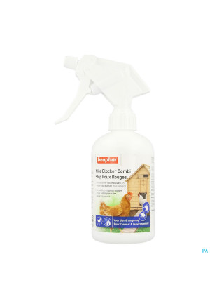 Beaphar Mite Blocker Combi Poules 500ml3898855-20