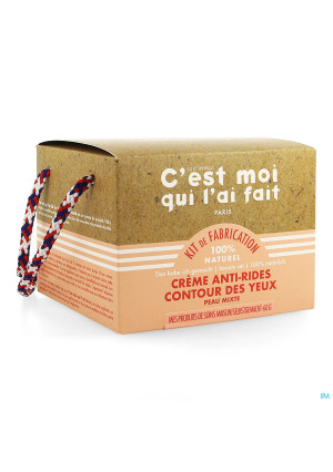 Cest Moi Qui lai Fait Creme A/rides Cont. Yeux3904299-20