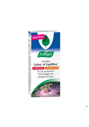 A.Vogel Passiflora Calme Et Équilibre 30 comprimés3908001-20