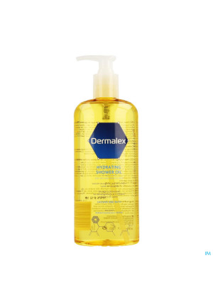 Dermalex Hydrating Shower Oil 400ml3910635-20