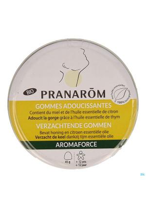 Aromaforce Bio Gommes Adoucissantes Miel 453915774-20