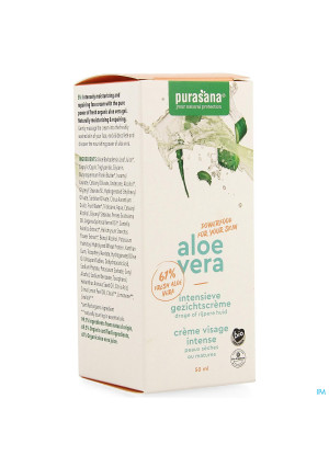 Aloe Vera Creme Visage Intense 50ml3917499-20