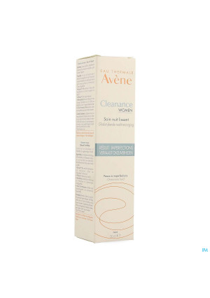 Avene Cleanance Women Soin Nuit Creme 30ml3925989-20