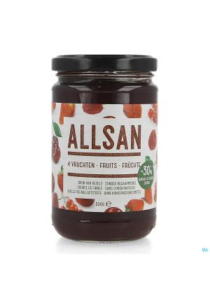 Allsan Pate Tartiner 4 Fruits 320g3946225-20
