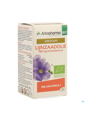 Arkogelules Huile Lin Bio Caps 603954674-20
