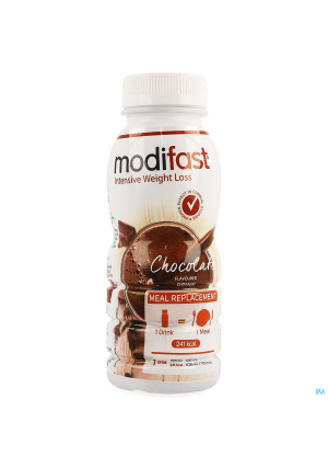 Modifast Intensive Chocolate Flavoured Drink 236ml3959301-20
