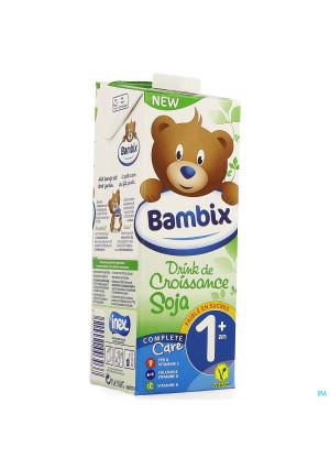Bambix Lait Croissance Soja 1+ 1l3967718-20