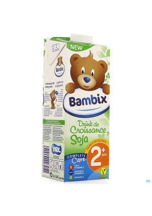 Bambix Lait Croissance Soja 2+ 1l3967726-20