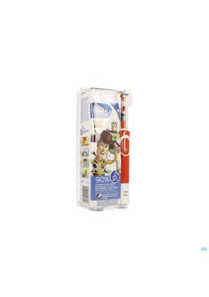 Oral B Kids D100 Toy Story Brosse Dent Electrique3968583-20