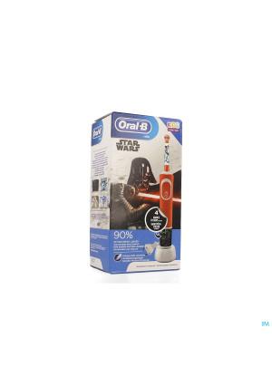 Oral B D100 Kids Star Wars + Eb103969151-20