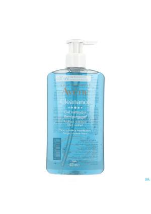 Avene Cleanance Gel Nettoyant 400ml3982402-20