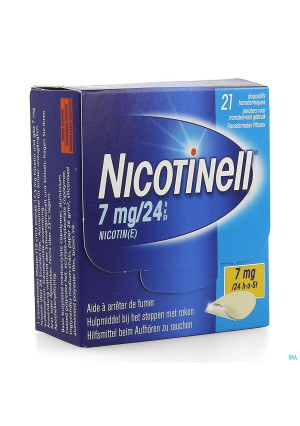 Nicotinell 7mg/24h Dispositif Transdermique 213983194-20