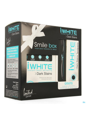 Iwhite Dark Stains Smile Box3983640-20