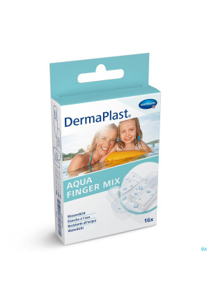 Dermaplast Aqua Vingers Mix 16 P/s4104097-20