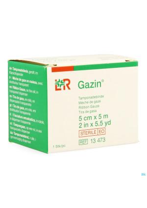 Gazin Meche Gaze Sterile 5cmx5m4117339-20