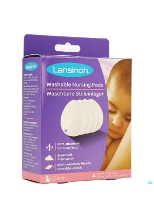 Lansinoh Coussinets Allaitement Lavables 44125001-20